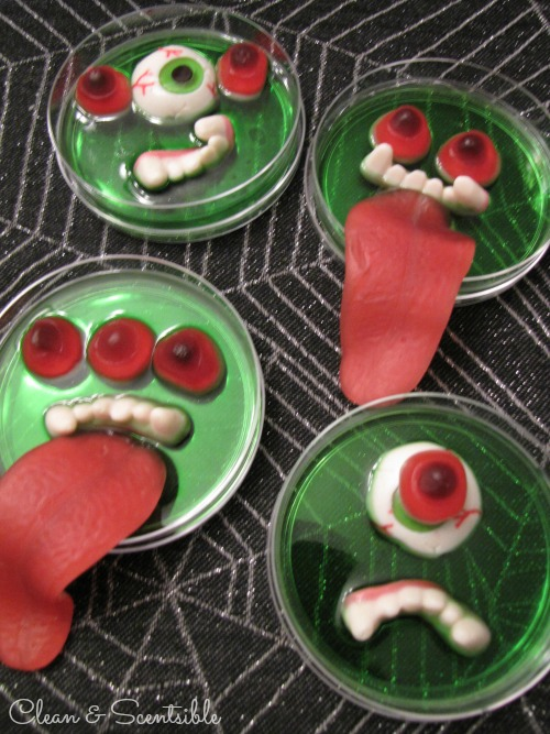 Fun Halloween dinner ideas!