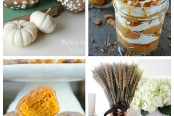 Fabulous Pumpkin Ideas for Fall