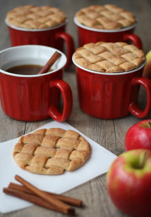 Lattice Pie Topper for Apple Cider - 20 of The Best Apple Recipes