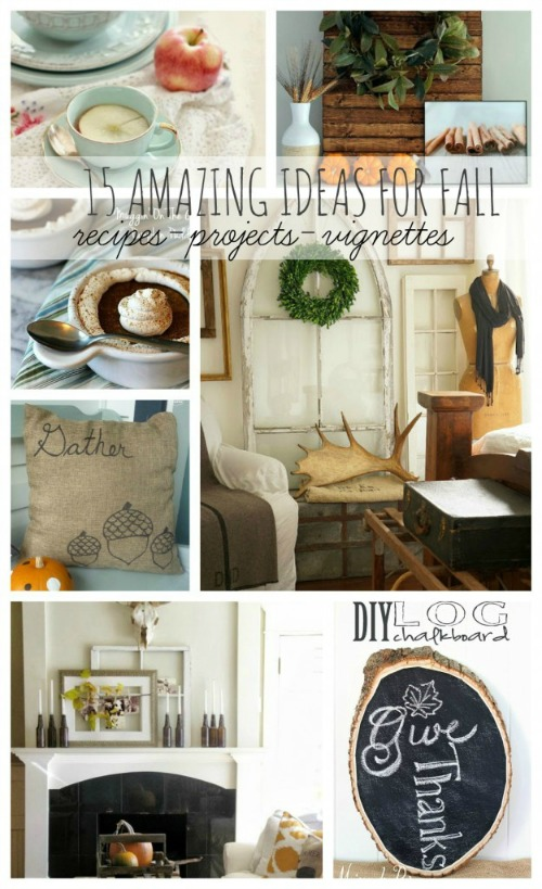 15 Amazing Fall Ideas