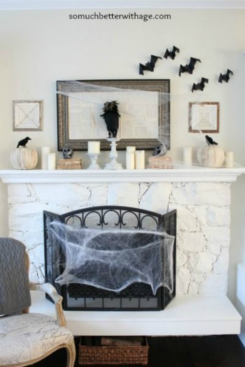 Lots of great fall and Halloween projects!