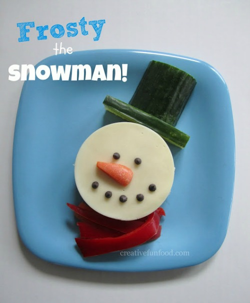 Lots of fun and healthy Christmas food ideas for kids.