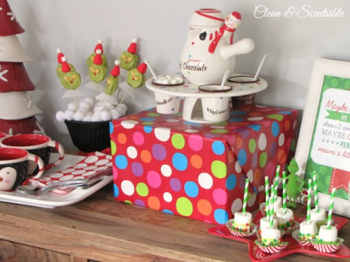 lots of fun grinch party ideas for christmas - The Grinch Themed Christmas Decorations