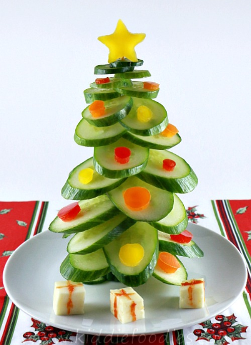 Awesome Ideas For Healthy Christmas Snacks! Great For Class Parties Or As  An Alternative To