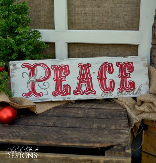 Lots of DIY Christmas Decorating Ideas!