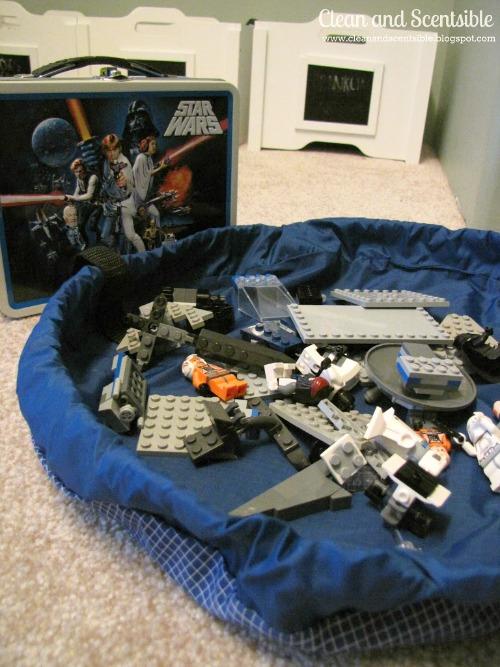 Great Lego organization - tons of ideas!!