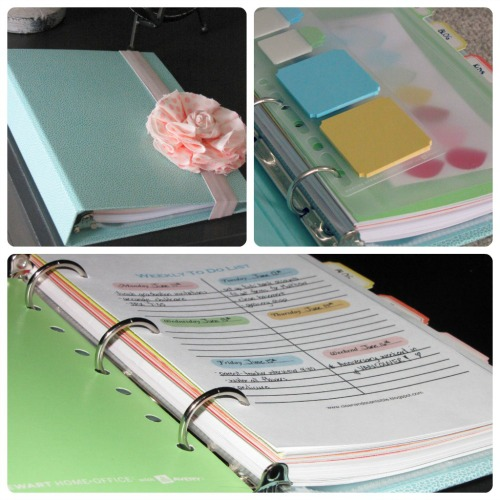 Cute daily planner!