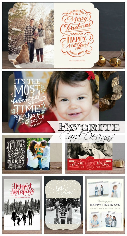 Beautiful Christmas Card Designs