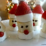 Lots of fun and healthy Christmas food ideas for kids!