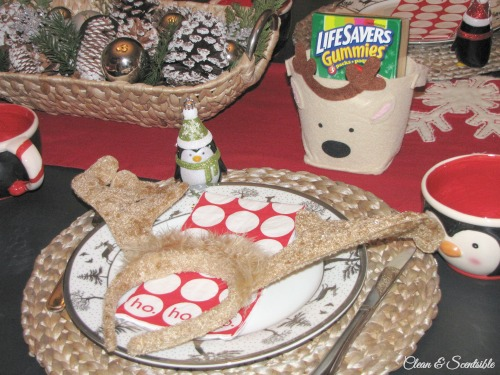 Cute Christmas breakfast!