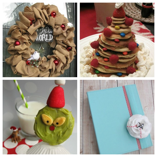Fun Christmas ideas and link party!