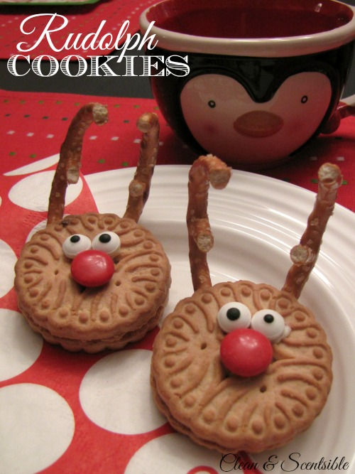 Quick and Easy Rudolph the Red Nosed Reindeer Dinner