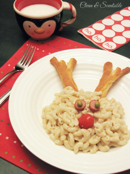 Rudolph Macaroni and Cheese