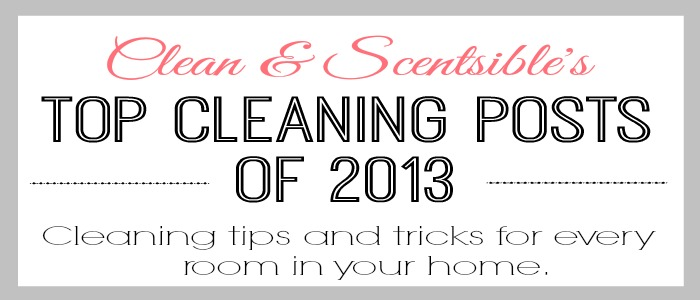 Top Cleaning Projects of 2013.
