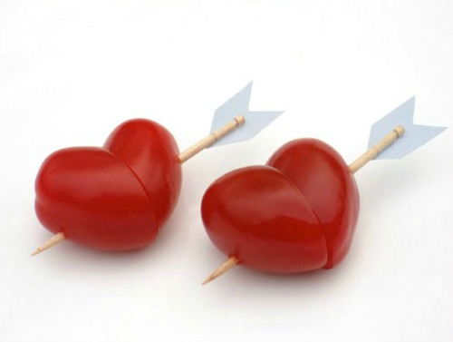 Fun and healthy Valentine's Day food ideas!