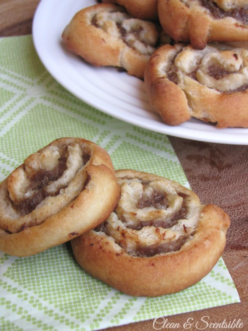 Sausage Roll Pinwheel - super easy to make and a fun twist on an old favorite!