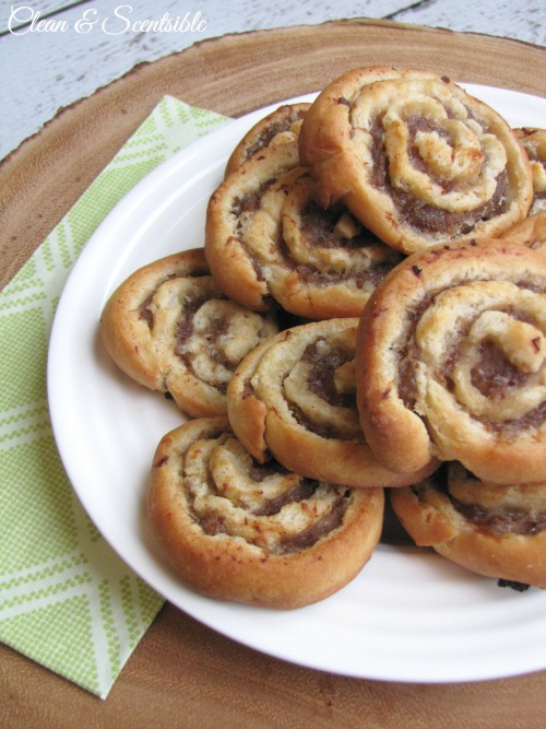 Sausage roll pinwheels - a fun twist on an old classic!