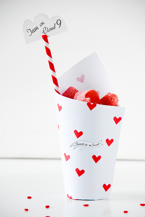 Cute Valentine's Day wrapping ideas!