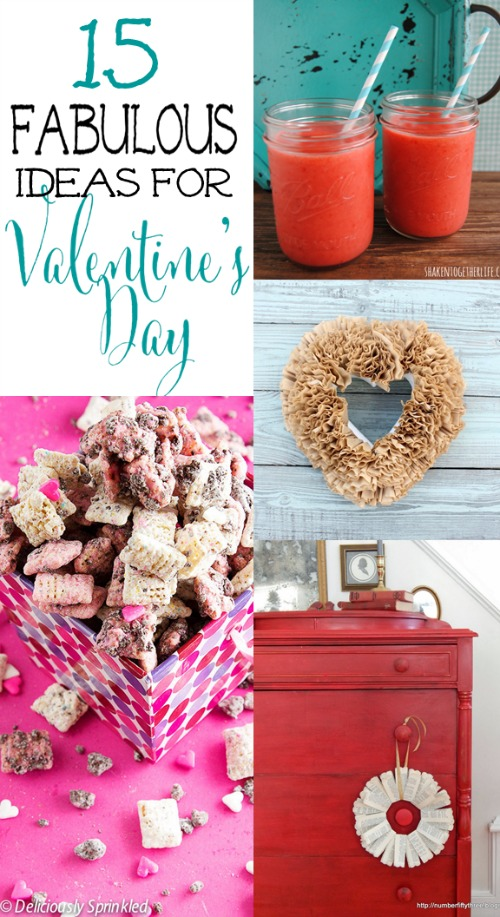 Lots of fun Valentines Day projects!