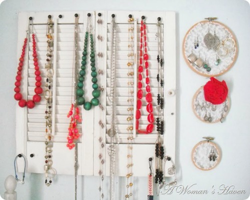 Great DIY Organization Projects!
