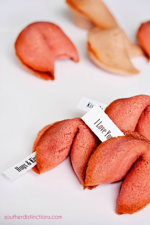 Valentine's Day Fortune Cookies