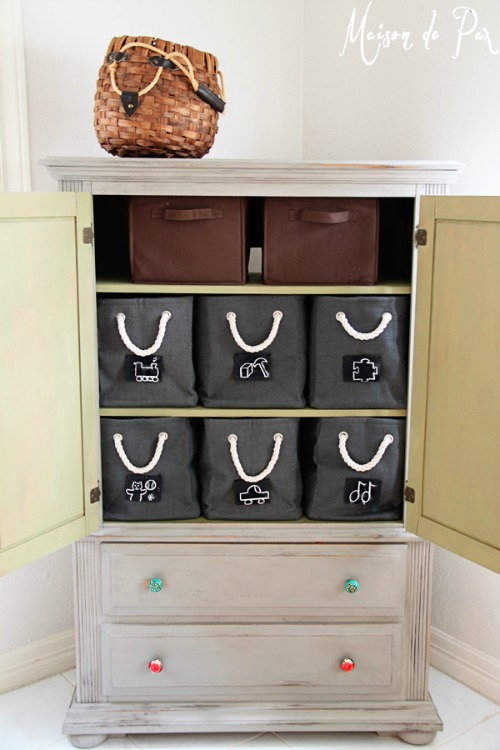 Great DIY Organization Ideas
