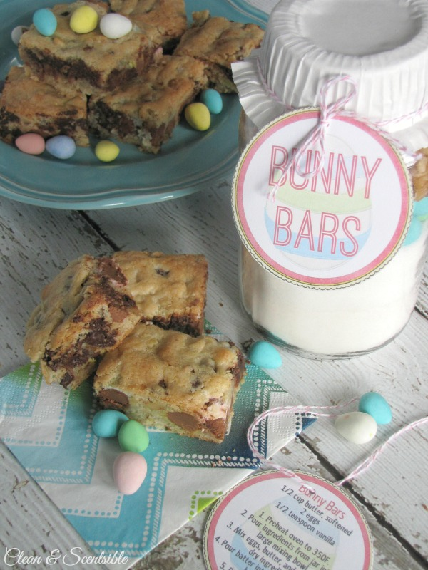 Mini-Egg Dessert Bars