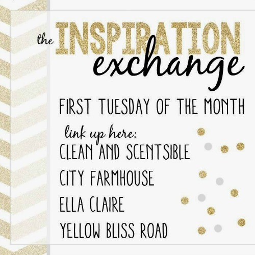 The Inspiration Exchange - Come and link up your ideas!