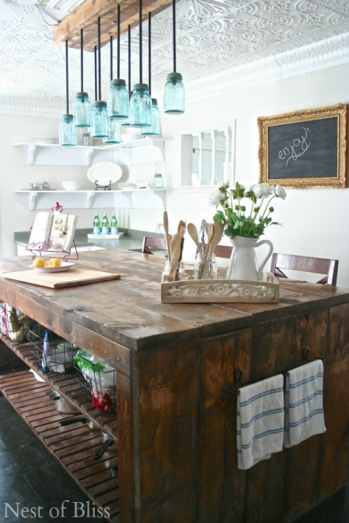 Lots of great decor ideas for spring!