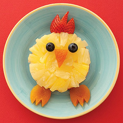 Lots of fun and healthy Easter food ideas.  The kids will love these!