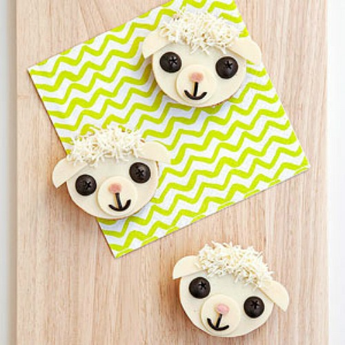 Lots of fun and healthy Easter ideas. The kids will love these!