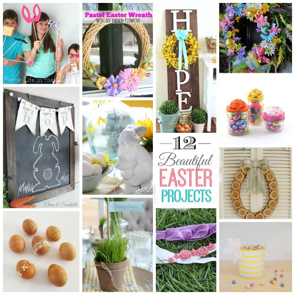 Lots of fabulous Easter projects and ideas!