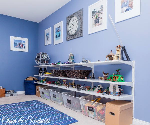 Boys bedroom ideas home tour clean and scentsible - Ikea boys bedroom ideas ...