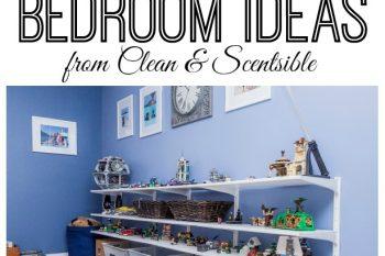 Boys Bedroom Ideas {Home Tour}