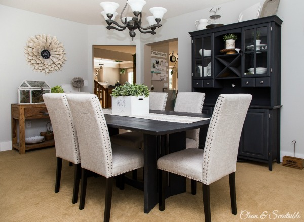 Dining Room Design Ideas I Picked Up This Wooden Table