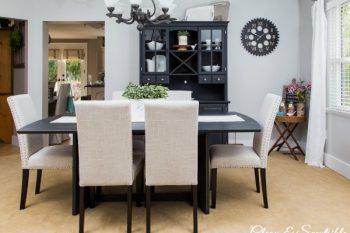 Dining Room Design Ideas {Home Tour}