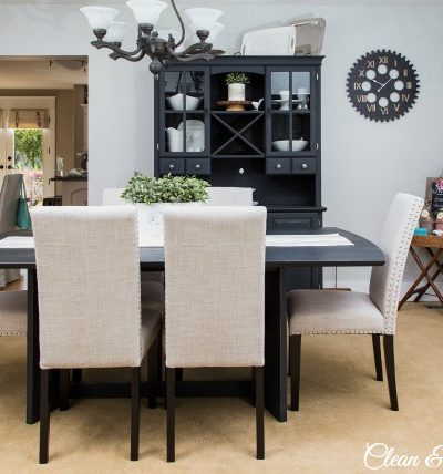 Dining Room Design Ideas {Home Tour}
