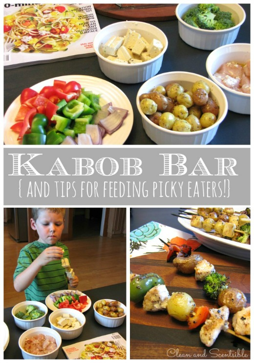 Kabob Bar