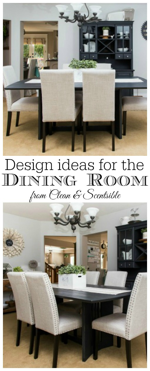 Dining room design ideas.