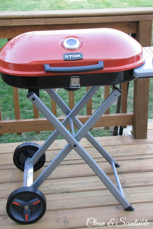Love this STOK grill!