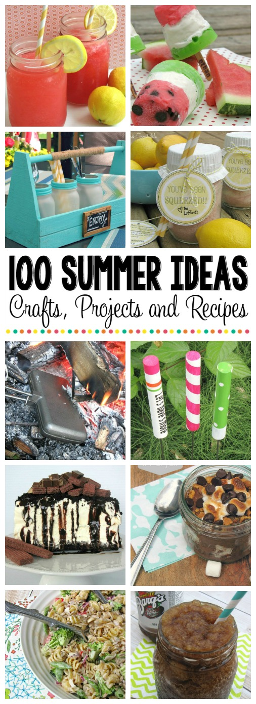 100+ Summertime Ideas!