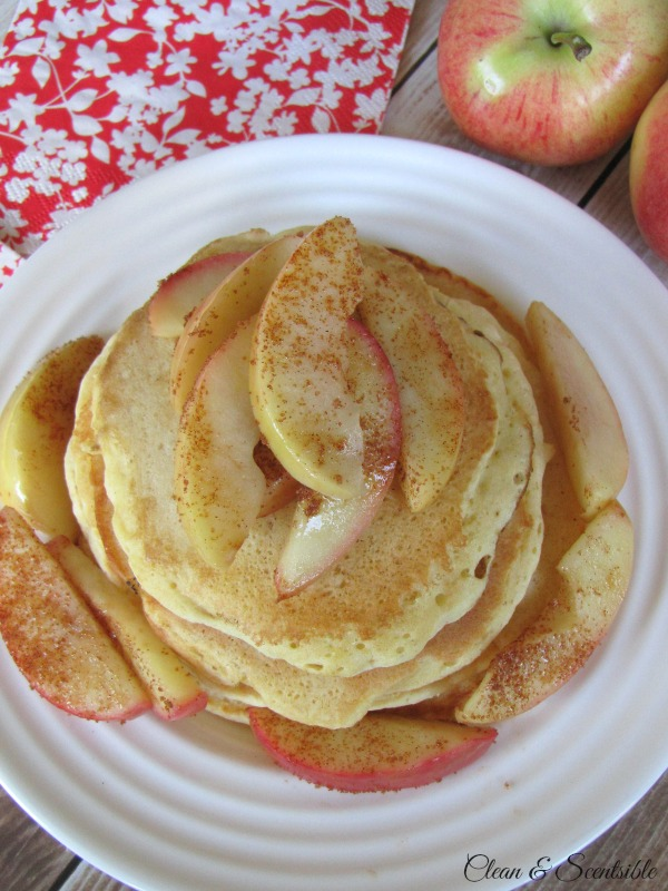 Apple Pie Pancakes.