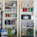 Great ideas to help you organize your garage once and for all!