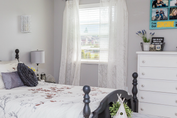 Master Bedroom {Home Tour}