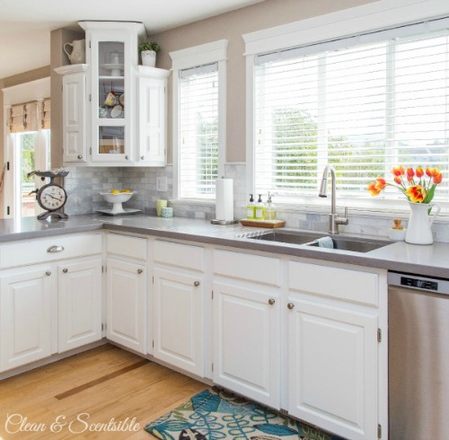 Great tips on choosing a kitchen countertop!