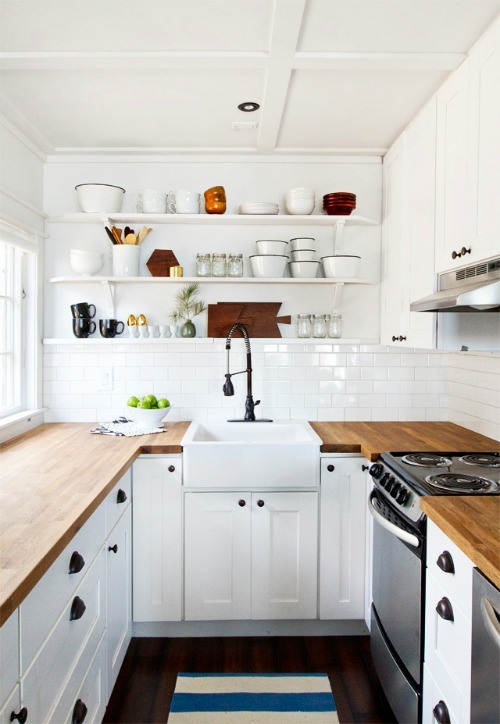 Great tips on choosing a kitchen counter.