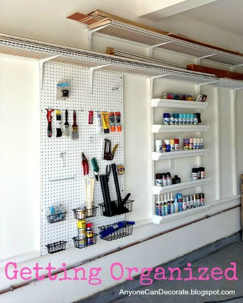 awesome ideas to organize your garage - Organize Garage