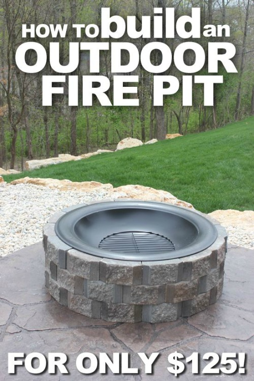 Great ideas for DIY outdoor summer projects!