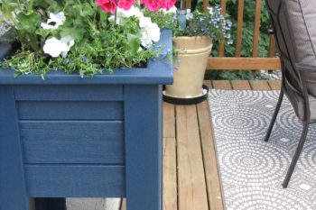 Wood Planter Ideas