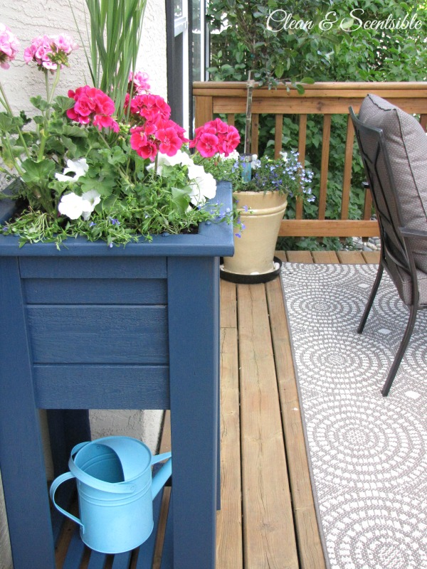 wood planter ideas clean and scentsible